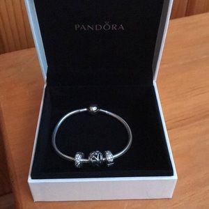 Brand new still in box Pandora bracelet